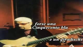 Pino Daniele Gente Distratta Karaoke