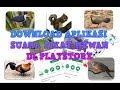 Aplikasi Suara Pikat Hewan Di Playstore  Mp3 - Mp4 Download