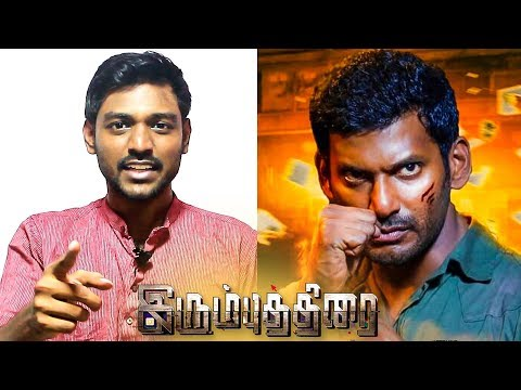 Irumbu Thirai Review by Behindwoods |...