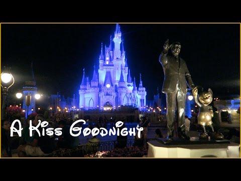 Magic Kingdom's A Kiss Goodnight