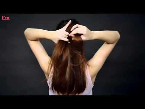 [ HAIR STYLE ] #6: 5 Kiểu Tóc Khi Chưa Gội Đầu