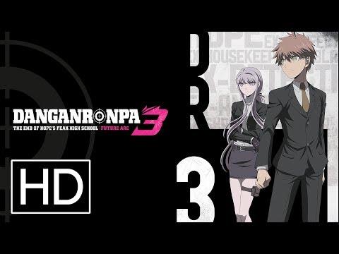 Danganronpa 3: The End of Hope's Peak High School - Future Arc - Official Trailer