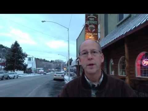 Greg Walden in John Day- January 10, 2013