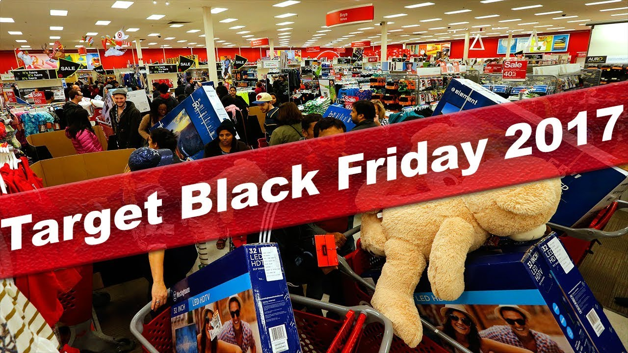target black friday deals 2017 youtube. Black Bedroom Furniture Sets. Home Design Ideas