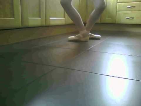 Ballet practise montage