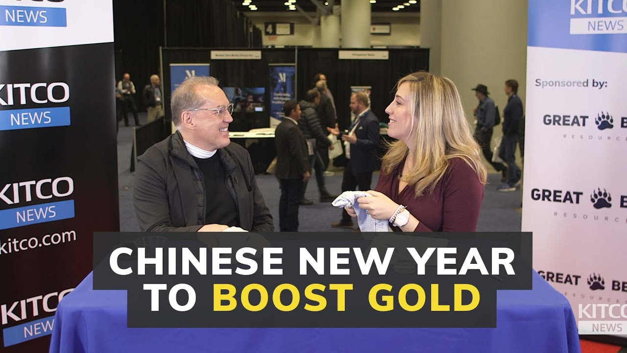 Gold prices to skyrocket, Chinese New Year to give boost that sets it off says Frank Holmes