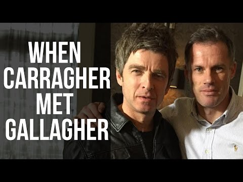 When Carragher Met Gallagher  Who will Pep bring to Manchester City?
