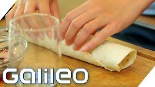 Das Pausenbrot von heute | Galileo Lunch Break
