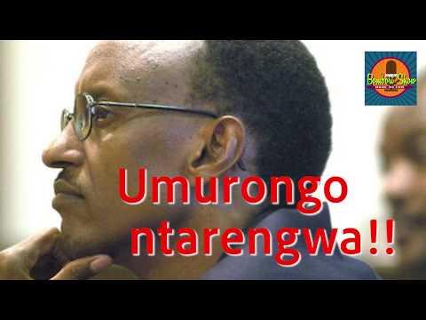 Bombori Bombori: Kagame Na Nkurunziza Mu Mishyikirano, Kagame Yari Amwirengeje... (Igice Cya Mbere)