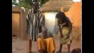 علاج الصداع فى جنوب افريقيا  هههههههههه اتحداك ما تعيد هذا الفيديو اكثر من مرة ههههههه