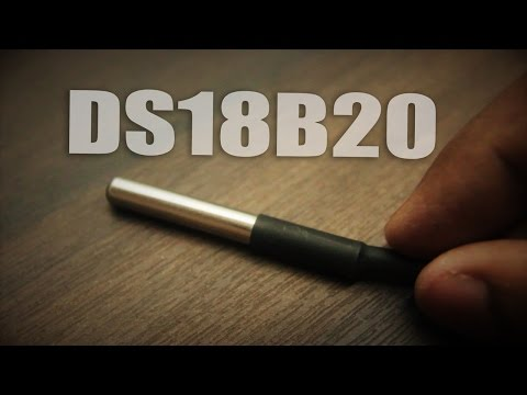 DS18B20 Temperature Sensor Tutorial