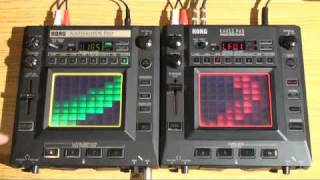 kAOSSILATOR PRO & KP3 Comparison - In The Studio with Korg