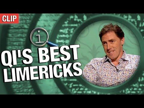 QI | QI's Best Limericks