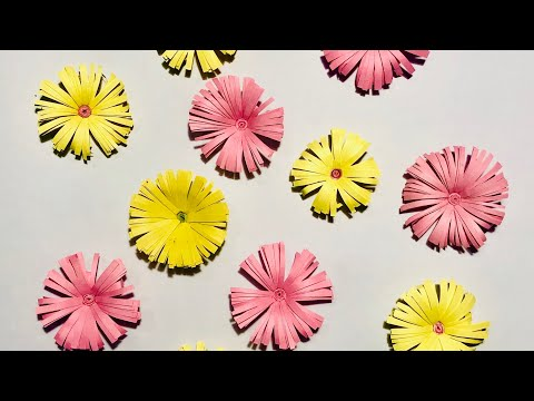 Easy paper craft : art and craft ideas for girls - cool and creative craft ideas