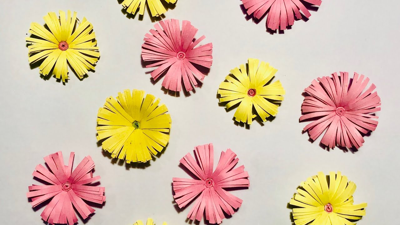 Easy Paper Craft Art And Craft Ideas For Girls Cool And Creative