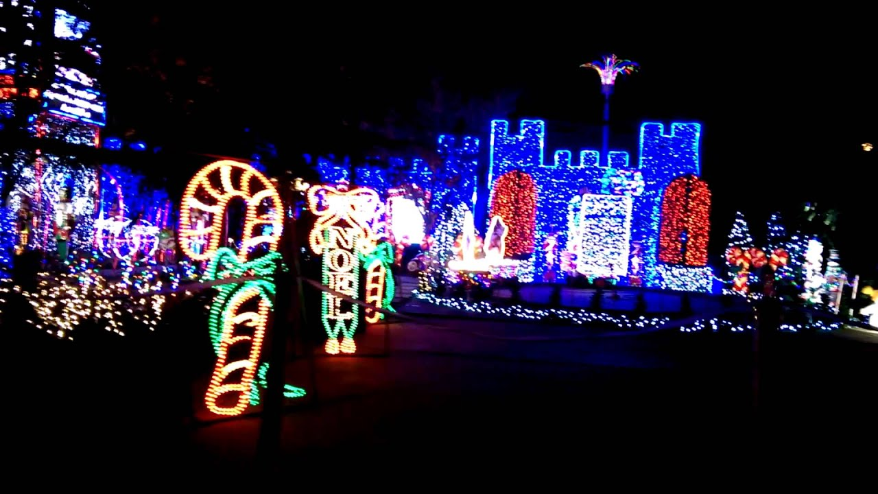christmas lights fresno