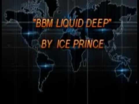 BBM Liquid Deep - Ice Prince