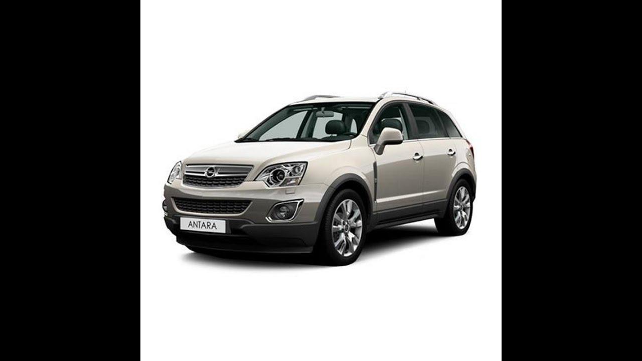 Opel Antara - Service Manual    Repair Manual