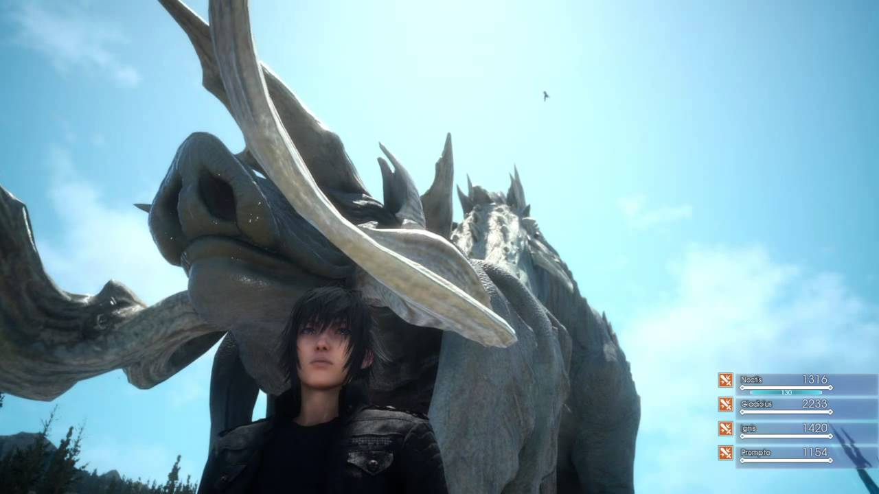 how to kill marlboro ffxv