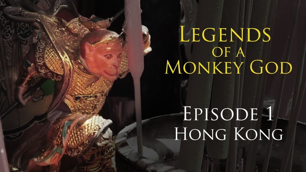 Legends of a Monkey God