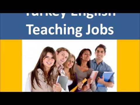 Turkey English Teaching Jobs