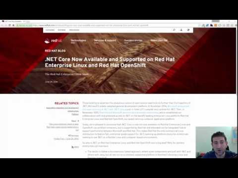 ASP.NET Core 1.0 + Apache on CentOS Linux