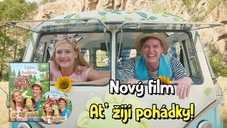 Štístko a Poupěnka - Ukázka z filmu Ať žijí pohádky!