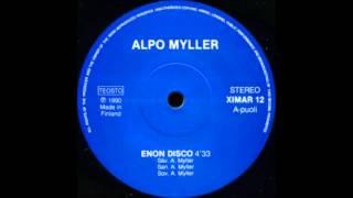 Alpo Myller - Enon disco