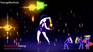 Just Dance 4 Umbrella Con Un Parajuas Kinect 5 estrellas