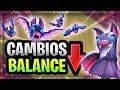 Supercell NOS ESCUCHA y Hace Nuevos Cambios de Balance   ¿Será suficiente el Nerf a los Murciélagos?