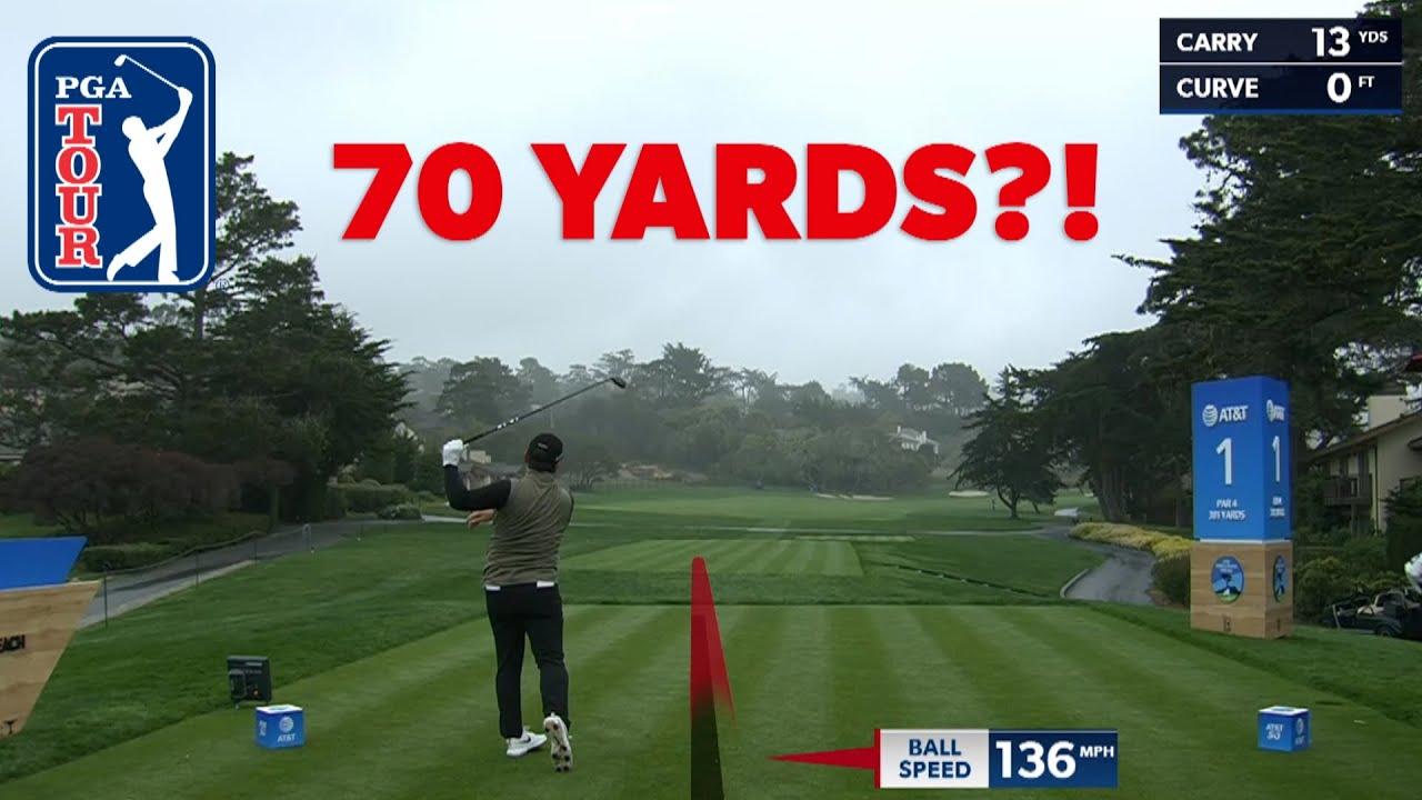 Golf is hard | Errant tee shot edition