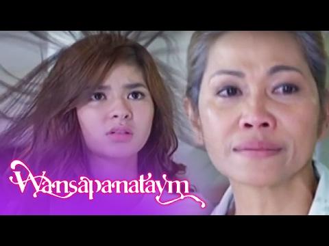 Wansapanataym: Nanny, you