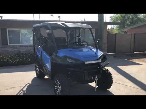 1 year review of a Honda Pioneer 1000-5