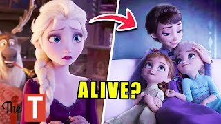 The True Meaning Of The New Frozen 2 Song