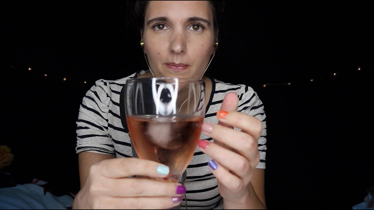 ASMR Netflix and Wine (What I've been watching)