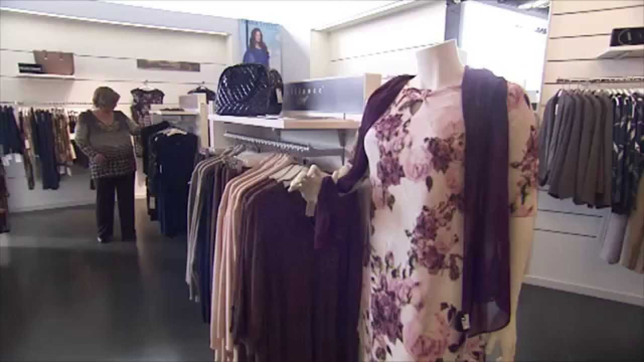 6b1822d0bec1f7 Nr4 Grote Maten Dames Mode Roeselare Winter 2015 - YouTube