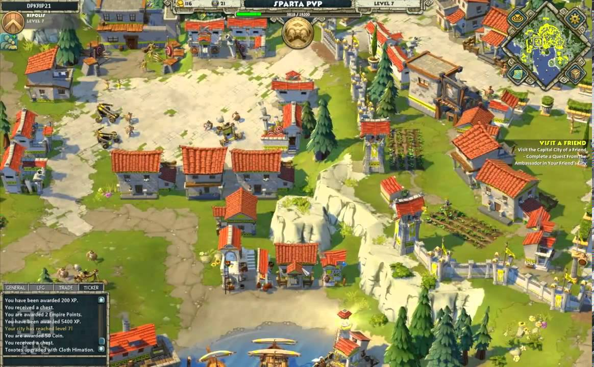 Forge of Empires - Apps on Google Play