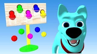 Learn Colors & Numbers  with Learning KidsTV.. Nursery Rhymes Counting 1 to 10