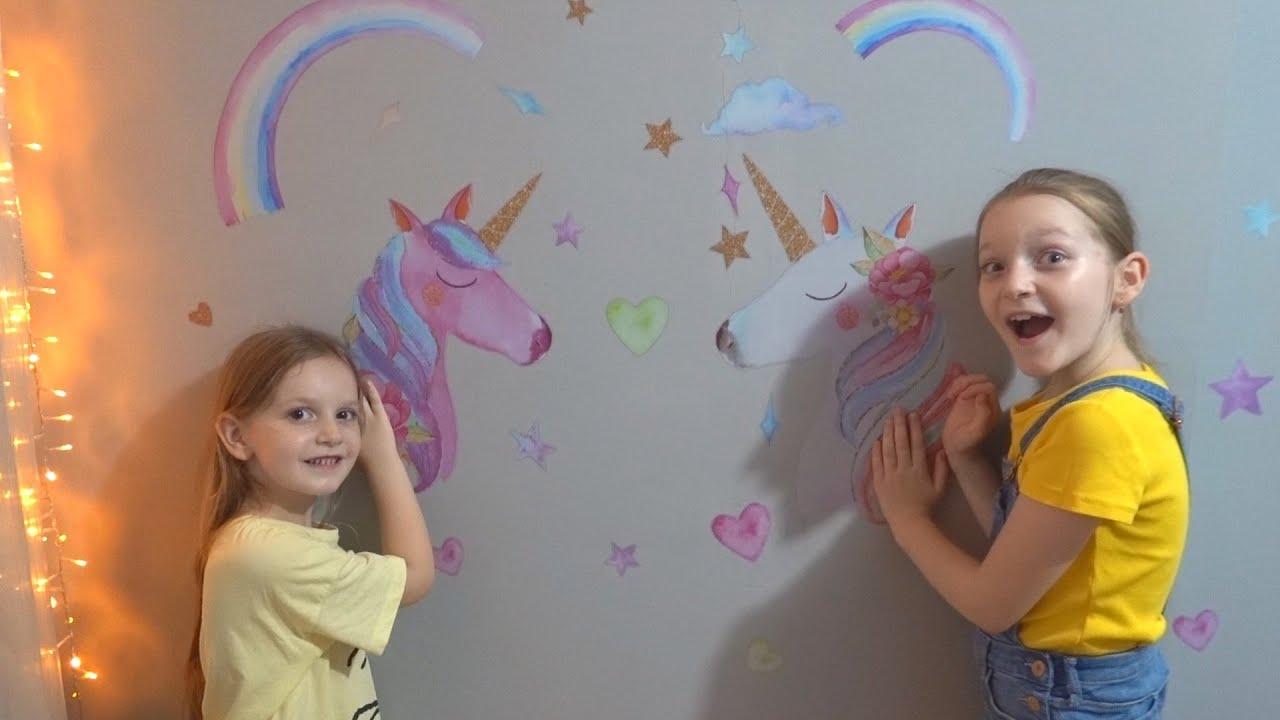 Decoram camera fetelor | Colet si o zi cu PERIPETII