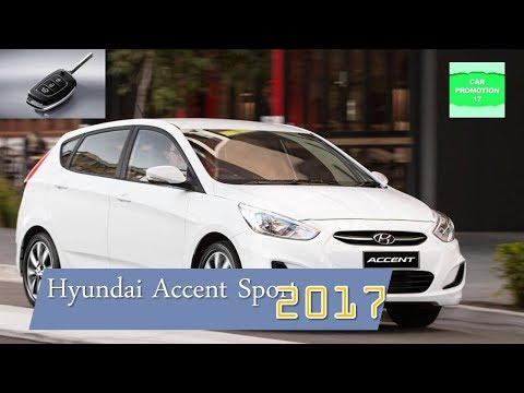 2018 Hyundai Accent Sport Interior Exterior, Performance Driving