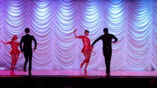 Gambar cover Alma Latina Semi Pro Tijuana Bachata / Reno Latin Dance Fest 2015