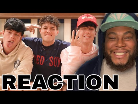 REACTING TO GRIFFIN JOHNSON FOR THE FIRST TIME.... (IS BRADDISON REAL?) | REACTION