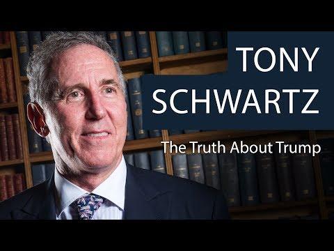 Tony Schwartz: The Truth About Trump   Oxford Union Q&A