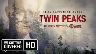 Twin Peaks: 25 years later - Твин Пикс 3 сезон 25 лет спустя. Тизер.