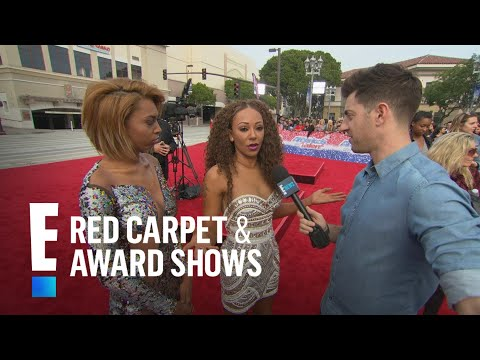 """""""AGT"""" Stars Tease Spice Girls Reunion Tour Deets   E! Live from the Red Carpet"""