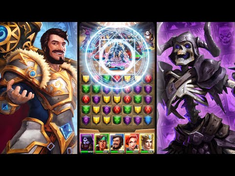 Empires & Puzzles: Epic Match 3