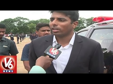 GHMC Enforcement Director Vishwajit Speaks About Disaster Response Force | Hyderabad | V6 News