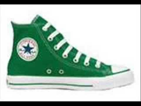 ea570f4ff506f7 really cool all star converse shoes - YouTube