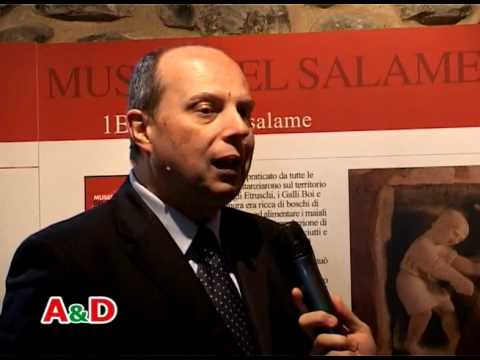 Musei del Cibo. Museo del Salame: D. Storia del salame