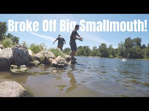 Fishing Adventure On The Willamette River - Oregon